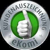 eKomi Auszeichnung